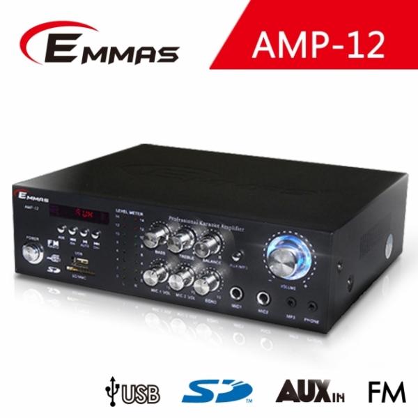 多功能影音擴大機 AMP-12 1