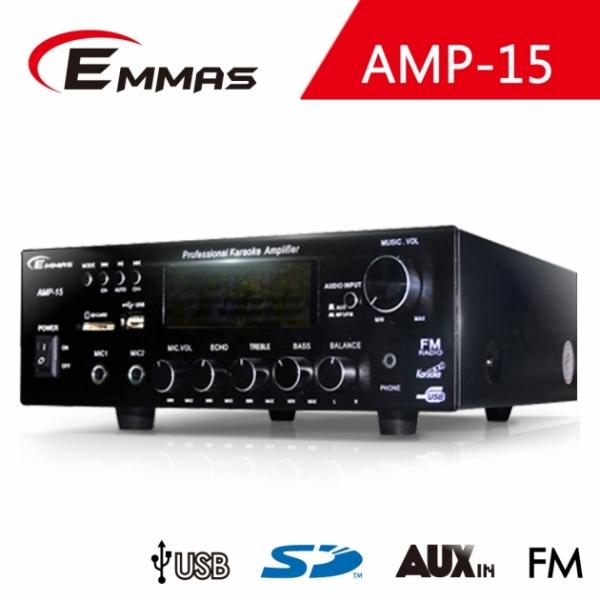 多媒體擴大機 AMP-15 1