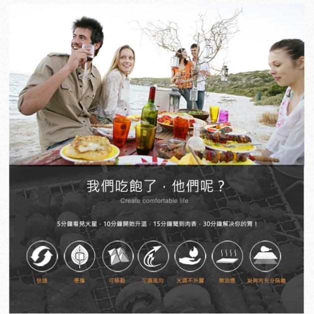 EMMAS 健康燒烤爐 (F1) 3